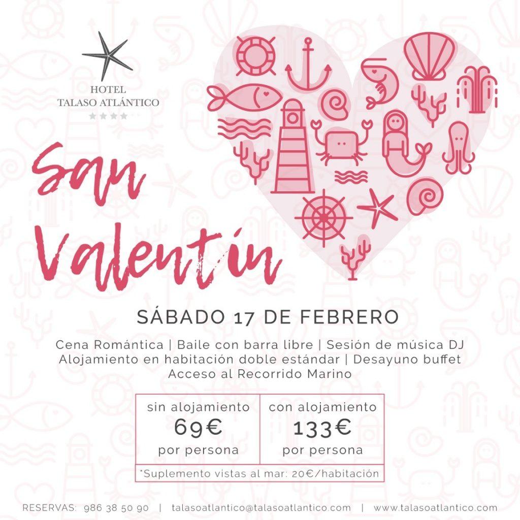 programa de san valentin 2018