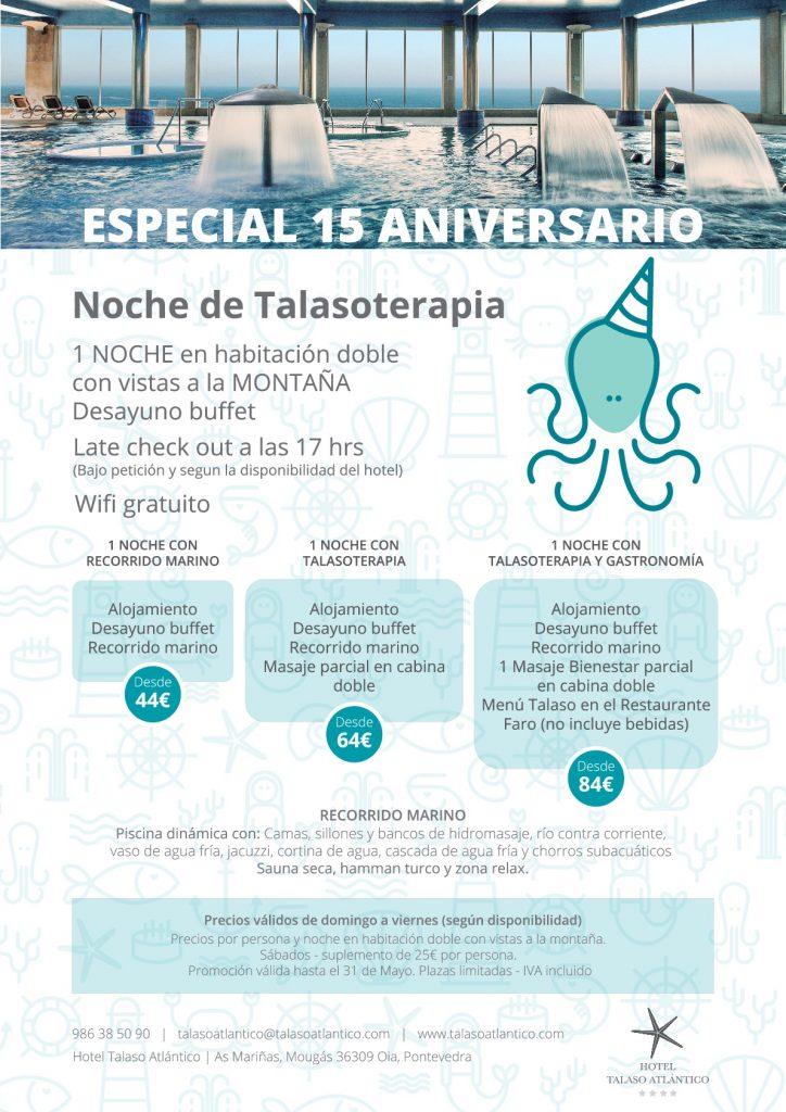 Talaso Atlantico - Especial 15 aniversario