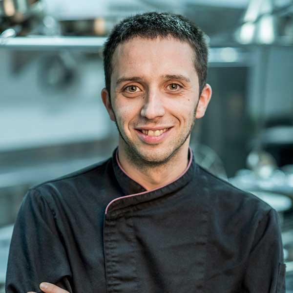 Javier Fins jefe de cocina de Talaso Atlantico