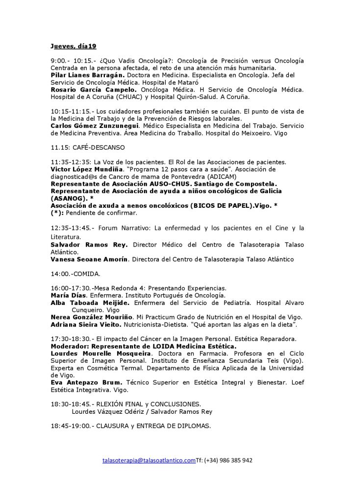 Talaso Atlántico – Página 2 – Talasoterapia